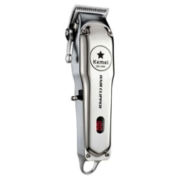 Kemei KM-1996 Rechargeable Hair Clippers Cordless Barber's Trimm