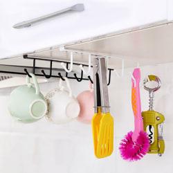 Kök under hyllan Förvaringsställ Skåpkrokar Mugghållare Cabi