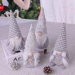 Mini Doll Christmas Tree Hanging Pendant Ornament Home Party De Dots boy