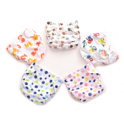 New Reusable Baby Infant Nappy Cloth Diaper Cover Washable Free