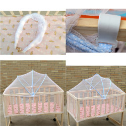 Portable Baby Crib Mosquito Net Multi Function Cradle Bed Canopy