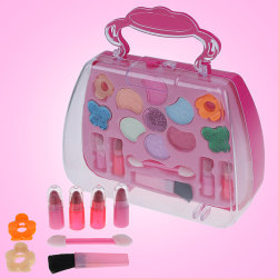 Princess Toys Girl Makeup Tools Set Suitcase Cosmetic Pretend Pl one size