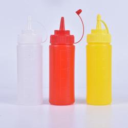 Sauce Vinegar Oil Ketchup Gravy Cruet Kitchen Accessories Gravy Red
