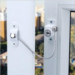 Window lock children protection window child safety anti-theft