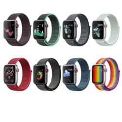 2-pack Apple Watch Nylon Armband - 38/40mm