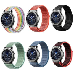 2-pack SmartWatch Armband 22mm Nylon
