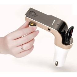 Bluetooth Bil FM Sändare
