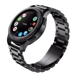 SmartWatch Armband 22mm Rostfritt Stål