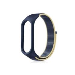 Xiaomi Mi Band 3, 4, 5 Armband - Nylon