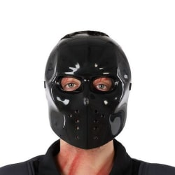Halloween mask svart