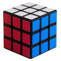 3x3 Speed Cube (Magic Cube/Rubiks Kub) multifärg