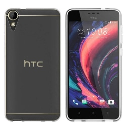 Colorfone HTC 10 Lifestyle Skal (Transparent) Transparent
