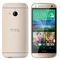 Colorfone HTC One M9+ Skal (Transparent) Transparent