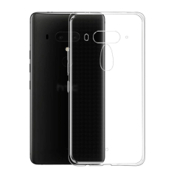 Colorfone HTC U12+ Skal (Transparent) Transparent