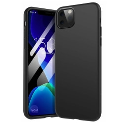 Colorfone iPhone 11 Pro (5.8) Skal Slim (Svart) Svart