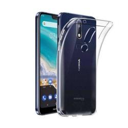 Colorfone Nokia 7.1 Skal (Transparent) Transparent