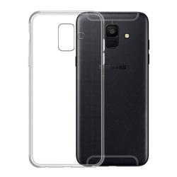 Colorfone Samsung Galaxy A6 Skal (Transparent) Transparent