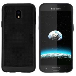 Colorfone Samsung Galaxy J7 2017 Skal Med Hål (Svart) Svart
