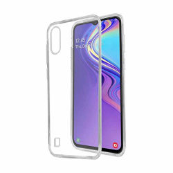 Colorfone Samsung Galaxy M10 Skal (Transparent) Transparent