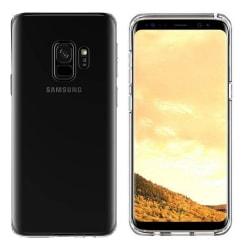 Colorfone Samsung Galaxy S9 Skal (Transparent) Transparent
