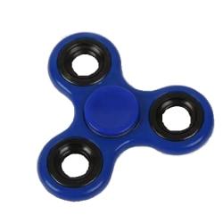 Fidget Spinner / Finger Spinner (BLÅ) Blå