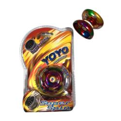 JoJo / YoYo Supersonic - Super Spin (Aluminium)