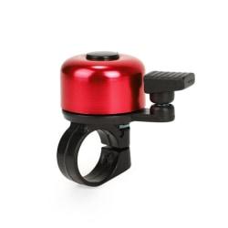 Ringklocka till cykeln (Röd) Röd