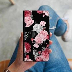 Samsung Galaxy Alpha Billigt Fodral Blommor