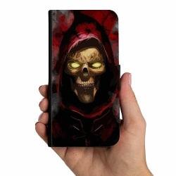 Sony Xperia Z3 Mobilskalsväska Doctor Red Skull