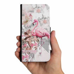 Samsung Galaxy Note 4 Billigt Fodral Flamingo