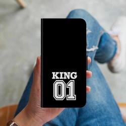 Samsung Galaxy Note 4 Billigt Fodral King 01