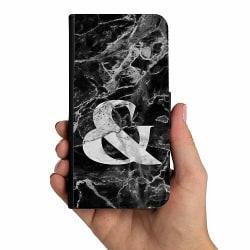 Samsung Galaxy S20 Ultra Mobilskalsväska Marmor & Svart