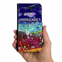 Samsung Galaxy A71 Mobilskalsväska MineCraft
