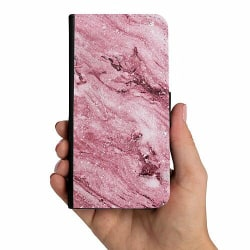 Samsung Galaxy A21s Mobilskalsväska Glitter Marble