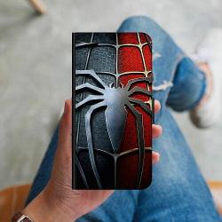 Samsung Galaxy A20s Plånboksskal Spiderman