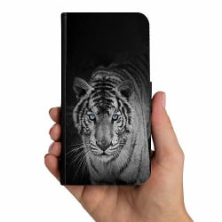 Samsung Galaxy Note 4 Billigt Fodral Tiger