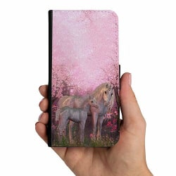 Samsung Galaxy Note 4 Billigt Fodral Magic Unicorns