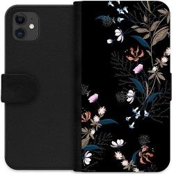 Apple iPhone 11 Wallet Case Blommor
