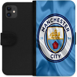 Apple iPhone 11 Wallet Case Manchester City