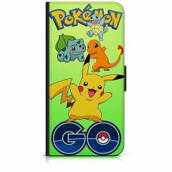 Apple iPhone XR Plånboksfodral Pokemon