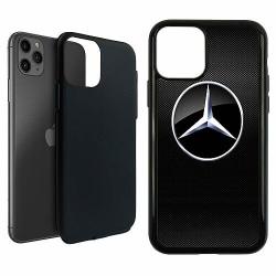 Apple iPhone 11 Pro Max Duo Case Svart Mercedes