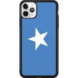 Apple iPhone 11 Pro Max Soft Case (Svart) Somalia