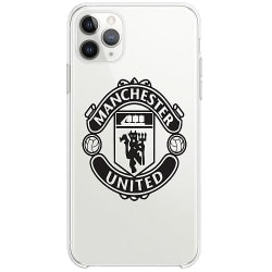 Apple iPhone 11 Pro Max Thin Case Manchester United