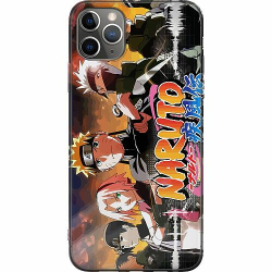 Apple iPhone 11 Pro Max Mjukt skal - Naruto