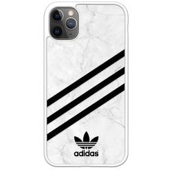 Apple iPhone 11 Pro Max Soft Case (Vit) Fashion