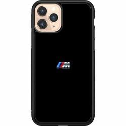 Apple iPhone 11 Pro Soft Case (Svart) BMW