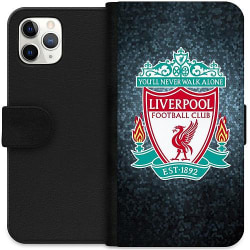 Apple iPhone 11 Pro Wallet Case Liverpool Football Club