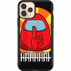 Apple iPhone 11 Pro Soft Case (Svart) Among Us