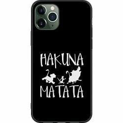 Apple iPhone 11 Pro Thin Case Hakuna Matata