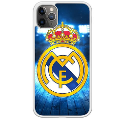 Apple iPhone 11 Pro Max Soft Case (Frostad) Real Madrid